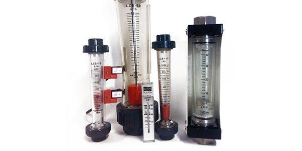 Plastic tube Flowmeters